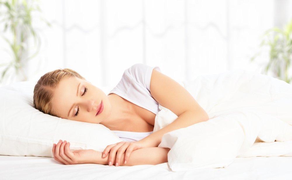 Massage promotes restful sleep.