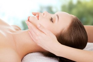 A face lift massage will give you an uplifted look without surgery.