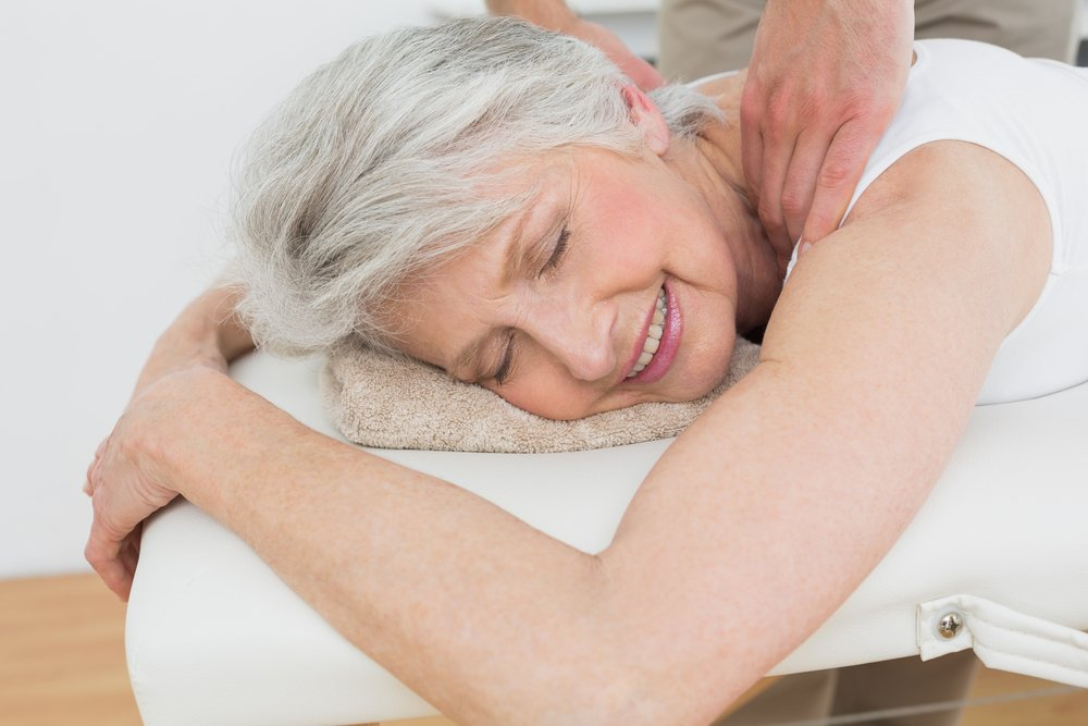 Massage & The Elderly: What We Can Learn