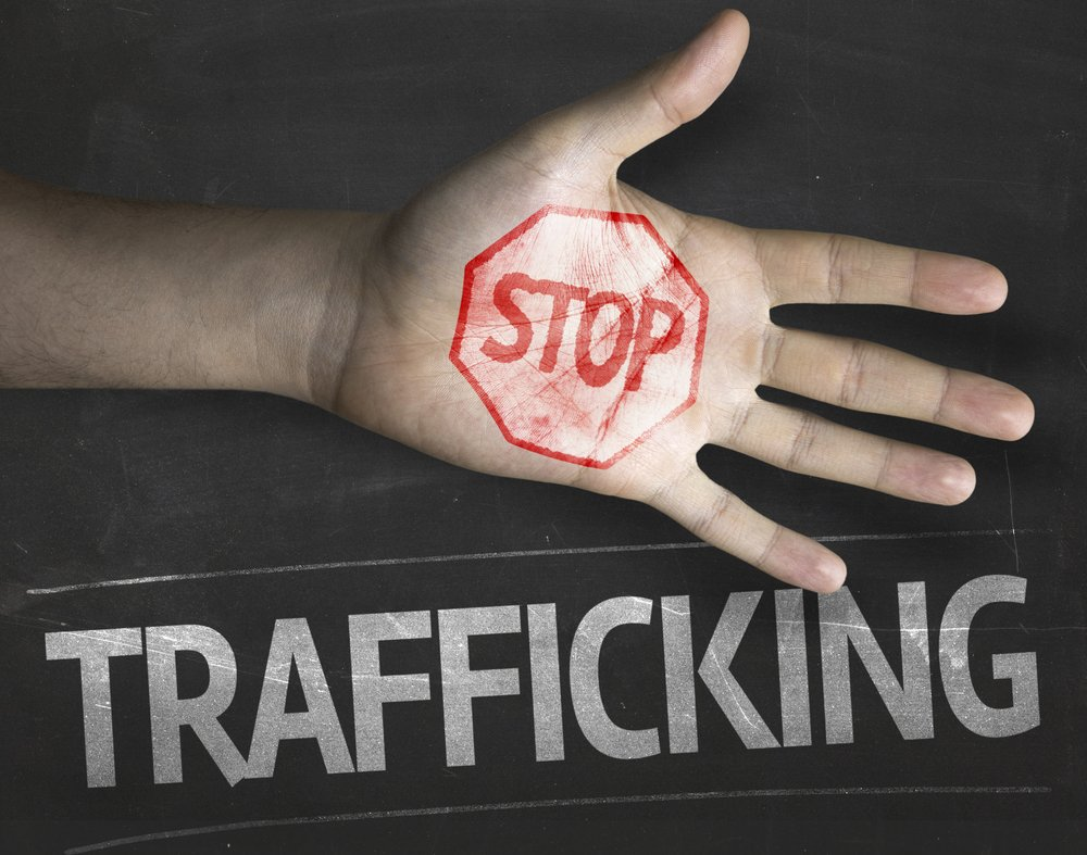 Join Local Human Trafficking Organizations