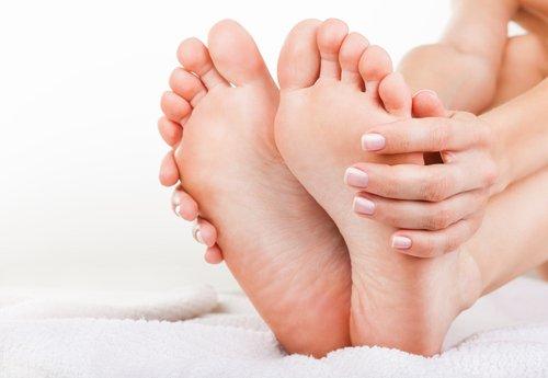 Joyful Feet - $40 Massage Session