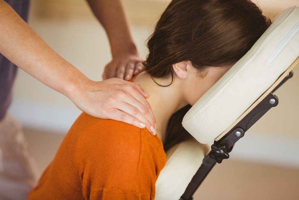 Schedule Your End Of Year Chair Massage Event In Kansas City